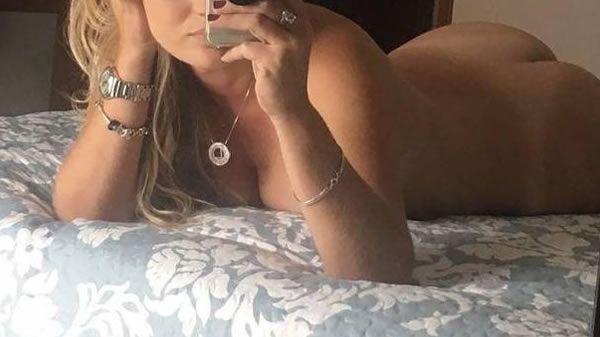 Fotos da loira gostosa que curte mandar nudes